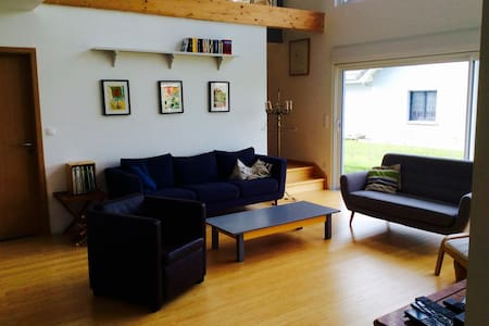 Chambre dans Maison d'architecte - Hus