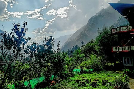 FREE  SPIRIT - Kasol - Bed & Breakfast