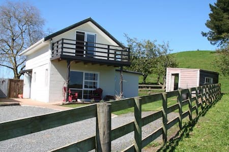 A touch of rural luxury Tui Cottage - Matamata - Bed & Breakfast