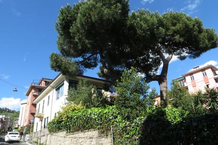 House with garden 100mts from sea - Lerici