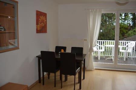 Ruhige und helle 62 qm Wohnung in Quickborn-Heide - Apartment