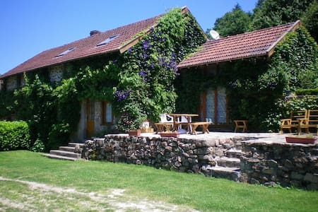 Large Cottage Limousin Countryside - House