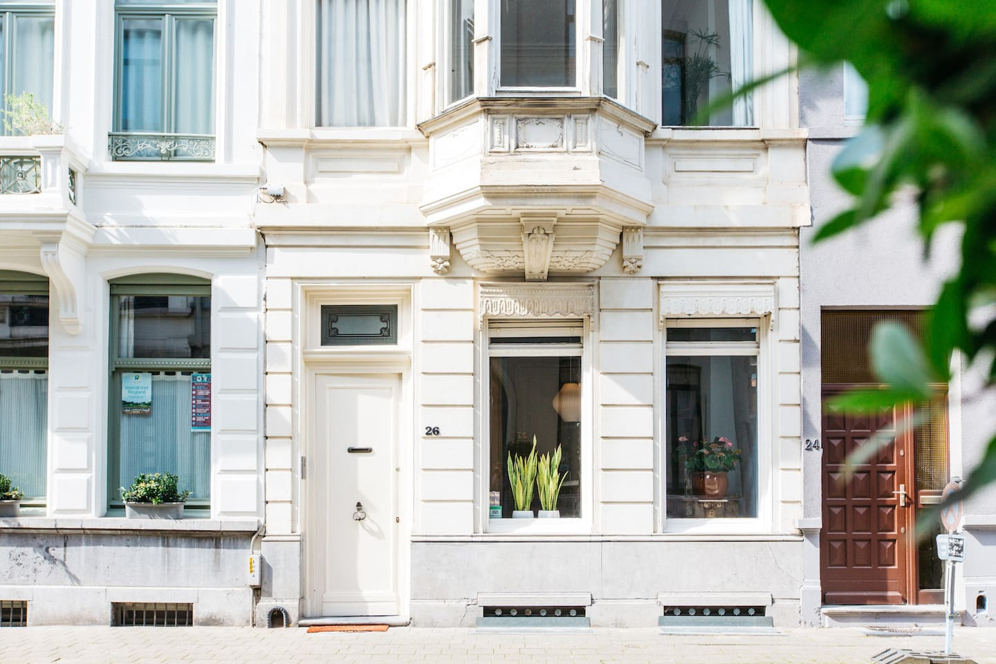 Top 20 Bed en Breakfasts Antwerpen: Herbergen en B&Bs - Airbnb ...