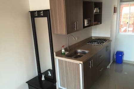 Apartment in close proximity to Poblado - Medellin - Appartamento