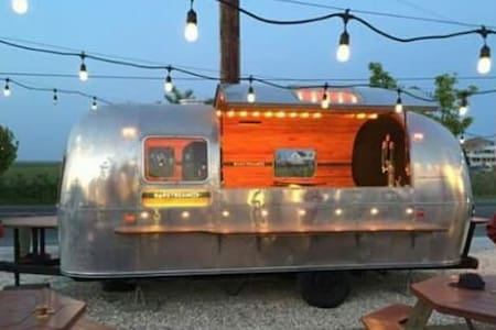 Vintage Airstream Bar - Andere