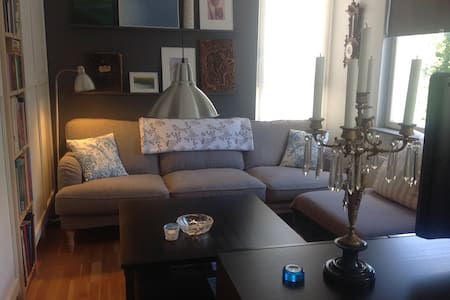 Comfy studio apartment 20 min from Stockholm City - Stockholm - Appartement