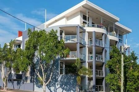 Fortitude Valley with City views - Bowen Hills - Apartment