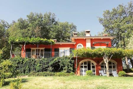 Charming Villa in Carmignano Pavia! - Montalto Pavese - Villa