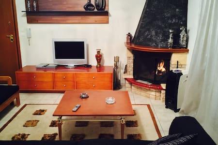 Modern semi-basement apartment near city's center! - Ευκαρπια - Apartmen