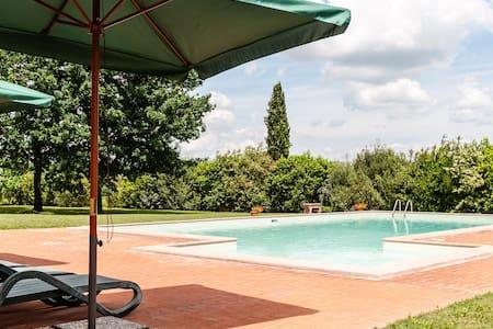 Appartamento Quercia in Toscana - Capannoli - Lejlighed