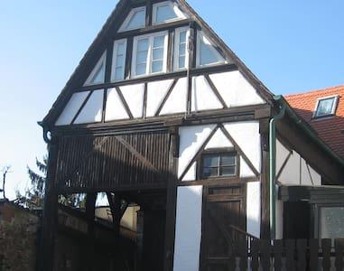 Willkommen in Weinheim - Huis