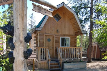 Country Cabins Pine Lodge - Cabane