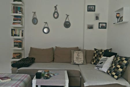 Quiet Apartment with Balcony - Vienne - Appartement