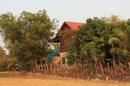Living Camodia Home Stay - Siem Reap - Hus