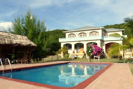 Sandy Rose Villa - Treasure Beach - Villa