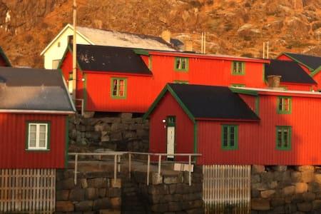 Cozy fishermans lodge - Stamsund - Casa