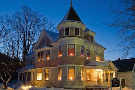 The Lawrence House Middlebury Room - Bristol - Bed & Breakfast