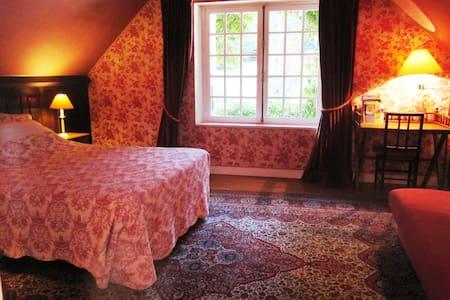 Добро пожаловать !  Rose room - Châteauneuf-la-Forêt