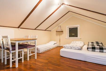 Cosy room on the top floor. - Halden
