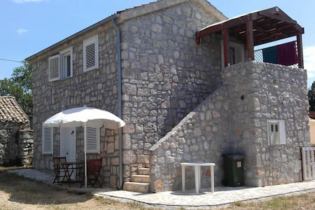 Seaside Stone House Drage No. 3 - Apartmen