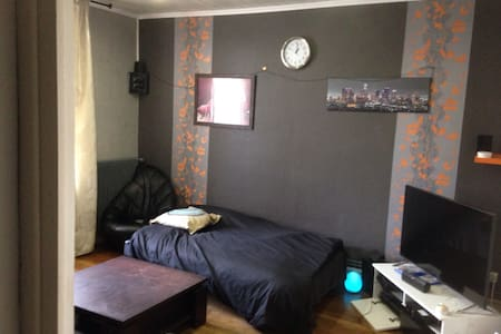 Canapé lit à oullins proche de Lyon - Condominium