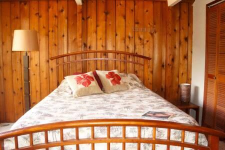 Spacious Room, Kitchen & Patio on the Hill - Kihei - Hus