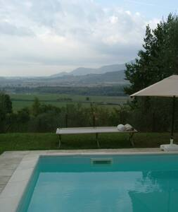 Swimming pool - connected to Rome I - COLLEVECCHIO - Apartment