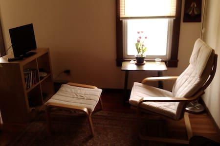 1 bedroom apt, New Paltz, NY  - Leilighet