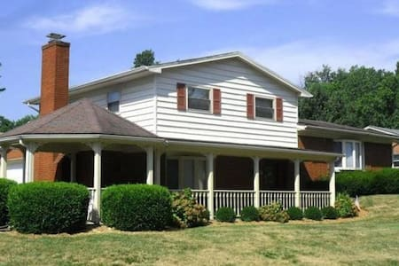 Spacious & Comfortable 3br Derby HQ - New Albany