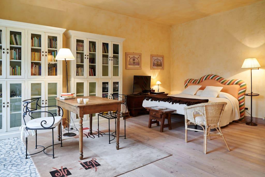 Suite Finardi, charme in giardino - Bed & Breakfast in affitto a ...