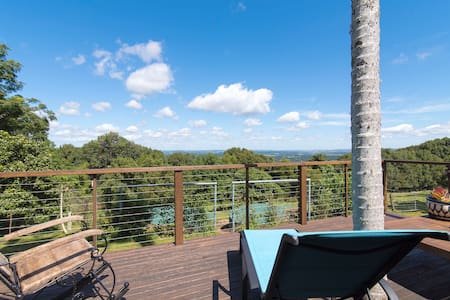 Studio with a View,Byron Hinterland - House
