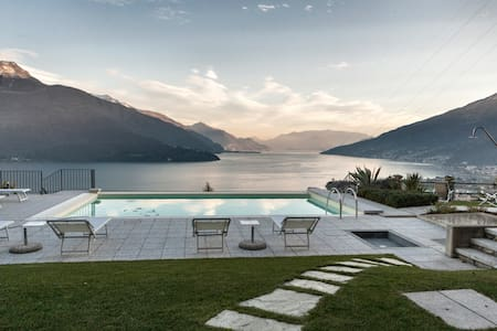 "Lake Como - Apart. ""Allegria"" - Gravedona - Appartement"