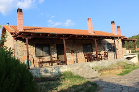 Prespa Eco Resort welcomes you! - Villa