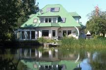 Wohnung am Teich