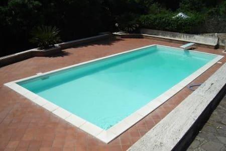 Exclusive Roma Country Villa With Private Pool - Roma Ardea - Villa