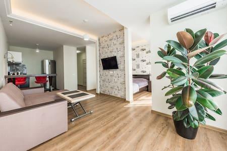 Апартаменты на берегу моря - Διαμέρισμα