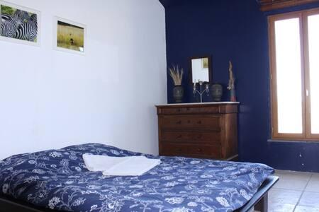 lovely room near Canal du Midi - Capestang - House