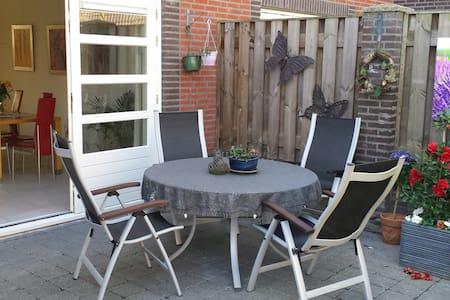 Bas his Mom's house near Eindhoven - Veldhoven - Haus