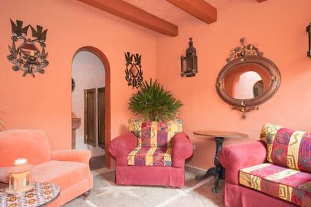 Location, location, location - San Miguel de Allende - House