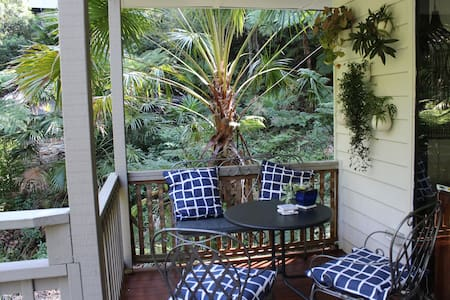 Beach and rainforest haven - Ev
