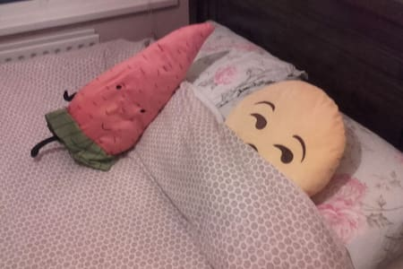 Charming & effervescent Double Room - Ballyfermot - Dům