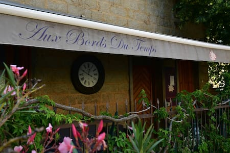 chambres d'hotes aux bords du temps - Zonza - Bed & Breakfast