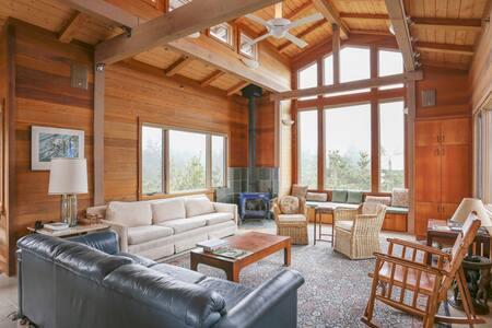 Tree House - Family Retreat w/Views
