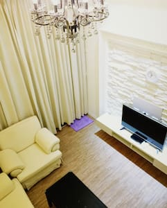 Cozy and convenient apt.@ Xinyi area - Entire Floor