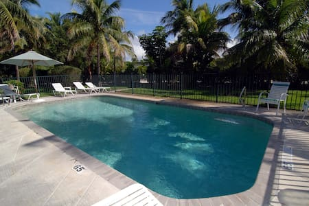 The Palms of Sanibel - Blue Cottage - Sanibel