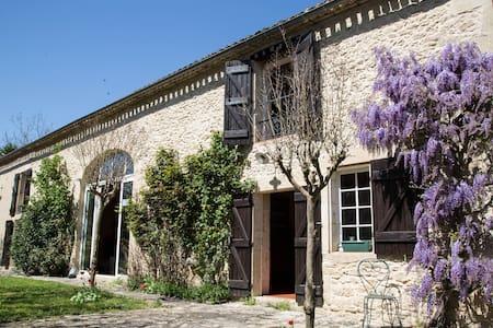 Chambre d'hôtes charme - Le ségur - Landerrouet-sur-Ségur - Bed & Breakfast
