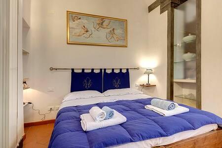 Studio Apartment In Florece Italy