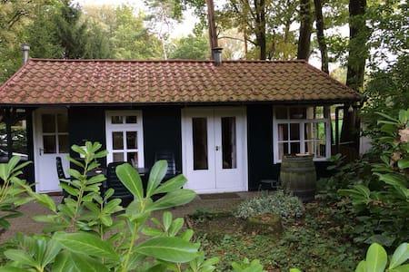 Knus huisje Ootmarsum, Springendal - Srub