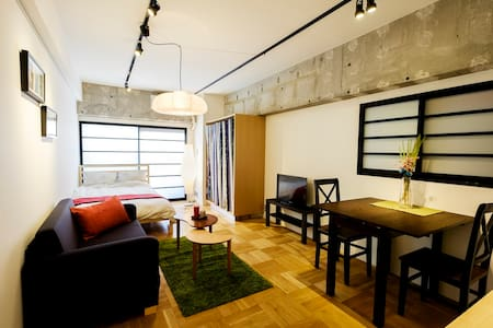 Tsukiji×Ginza×Japanese original renovated room - Chuo - Apartment