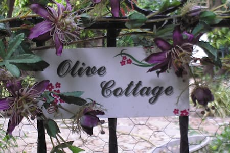 Authentic Stone Country Cottage - Bodrum - Cabane
